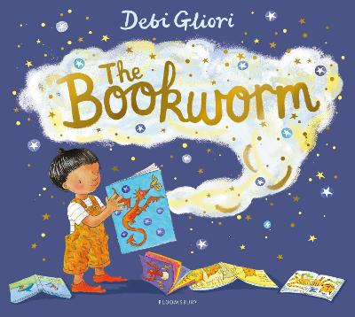 Cover for The Bookworm by Debi Gliori