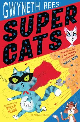 Cover for Super Cats by Gwyneth Rees