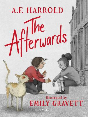 Cover for The Afterwards by A.F. Harrold
