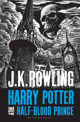 Cover for Harry Potter and the Half-Blood Prince by J.K. Rowling