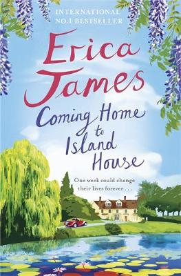Cover for Coming Home to Island House by Erica James