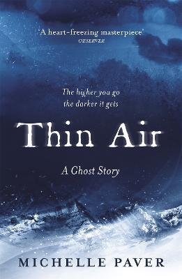 Cover for Thin Air by Michelle Paver
