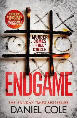 Cover for Endgame by Daniel Cole
