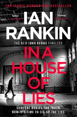 Cover for In a House of Lies by Ian Rankin