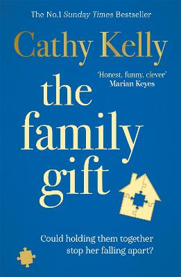 Cover for The Family Gift by Cathy Kelly