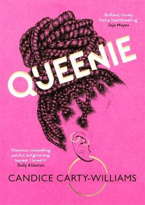 Cover for Queenie by Candice Carty-Williams