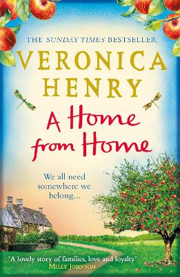 Cover for A Home From Home by Veronica Henry