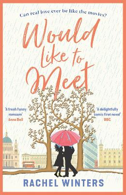 Cover for Would Like to Meet by Rachel Winters