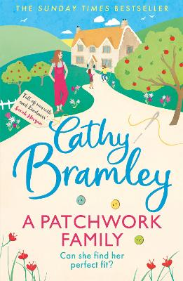 Cover for A Patchwork Family by Cathy Bramley