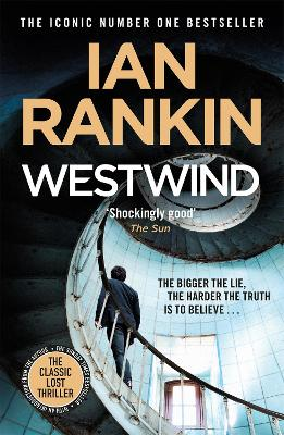 Cover for Westwind The classic lost thriller by Ian Rankin