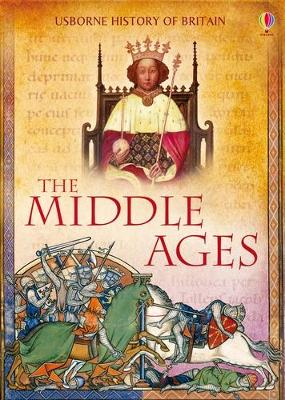 Cover for The Middle Ages by Abigail Wheatley