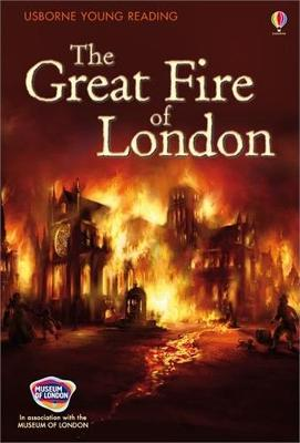 Cover for The Great Fire of London by Susanna Davidson