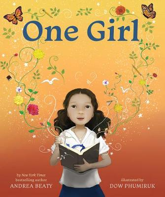 Cover for One Girl by Andrea Beaty