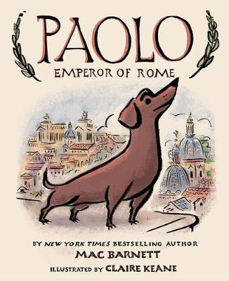 Cover for Paolo, Emperor of Rome by Mac Barnett