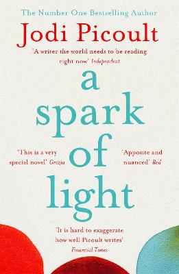 Cover for A Spark of Light from the author everyone should be reading by Jodi Picoult