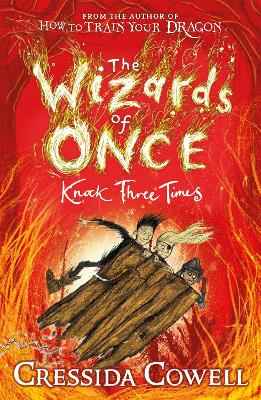 The Wizards of Once: Knock Three Times Book 3