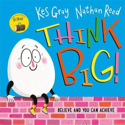 Cover for Think Big by Kes Gray