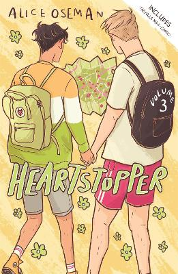Cover for Heartstopper Volume Three by Alice Oseman