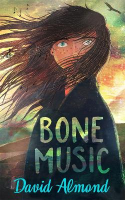 Cover for Bone Music by David Almond