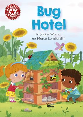 Book Cover for Reading Champion: Bug Hotel  by Jackie Walter