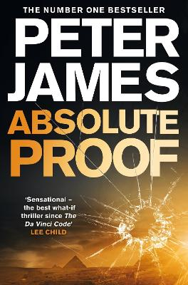 Cover for Absolute Proof by Peter James
