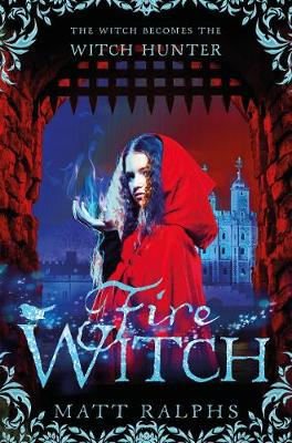 Cover for Fire Witch by Matt Ralphs