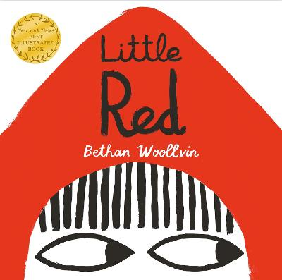 Cover for Little Red by Bethan Woollvin
