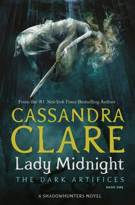 Book Cover for Lady Midnight by Cassandra Clare