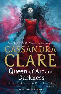 Book Cover for Queen of Air and Darkness by Cassandra Clare