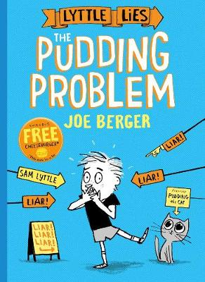 Cover for Lyttle Lies: The Pudding Problem by Joe Berger