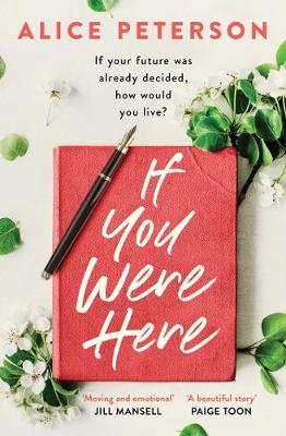 Cover for If You Were Here  by Alice Peterson