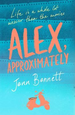 Cover for Alex, Approximately by Jenn Bennett