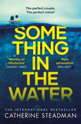 Cover for Something in the Water by Catherine Steadman