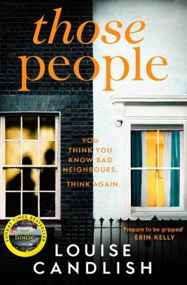 Cover for Those People by Louise Candlish
