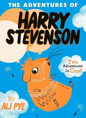 Cover for The Adventures of Harry Stevenson by Ali Pye