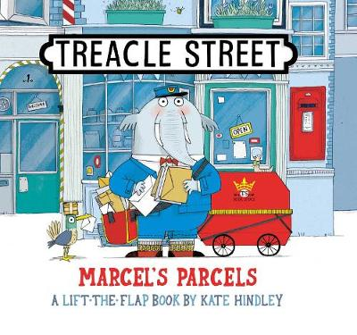Cover for Marcel's Parcels by Kate Hindley