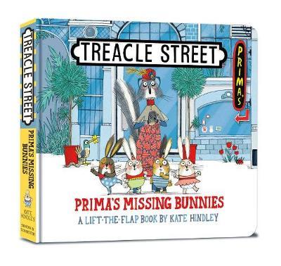 Prima's Missing Bunnies