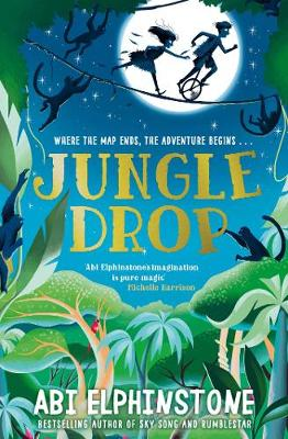Cover for Jungledrop by Abi Elphinstone