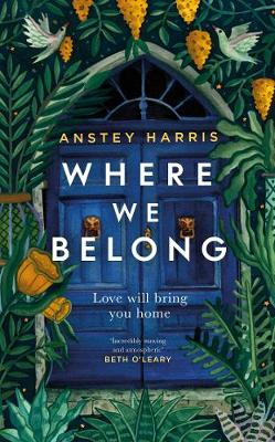 Cover for Where We Belong by Anstey Harris