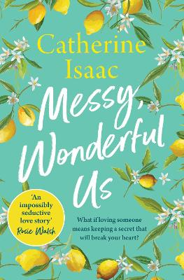 Book Cover for Messy, Wonderful Us by Catherine Isaac
