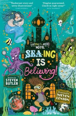 Cover for Sea-ing is Believing! by Steven Butler