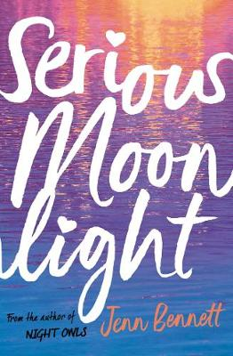 Cover for Serious Moonlight by Jenn Bennett