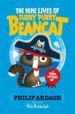 Cover for The Pirate Captain's Cat by Philip Ardagh
