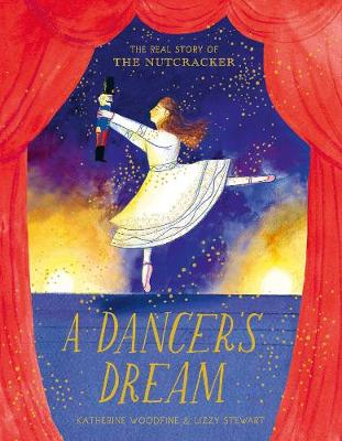 Cover for A Dancer's Dream by Katherine Woodfine