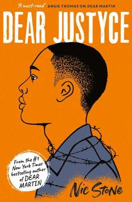 Cover for Dear Justyce by Nic Stone