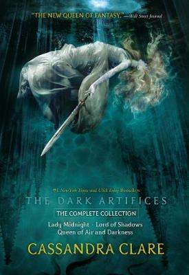 Cover for The Dark Artifices Box Set by Cassandra Clare