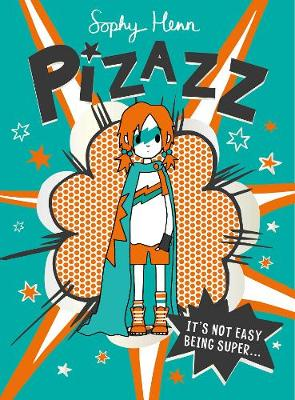 Cover for Pizazz by Sophy Henn
