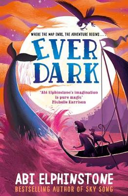 Cover for Everdark by Abi Elphinstone