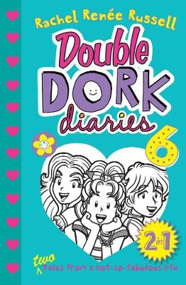 Double Dork Diaries #6 Frenemies Forever and Crush Catastrophe