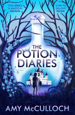 Cover for The Potion Diaries by Amy McCulloch